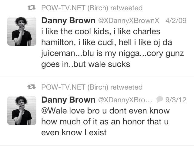 tweet d brown
