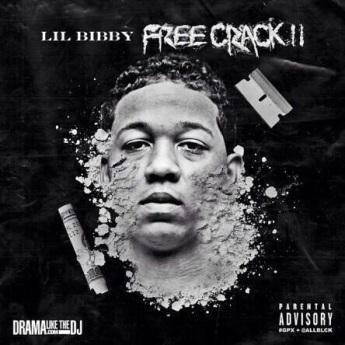 Free crack front
