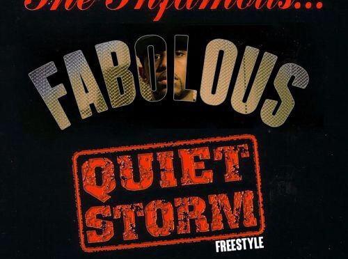 New Music | Quiet Storm Freestyle – Fabolous #W2TM