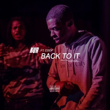 Music | Back To It – @KurNGB Ft. Coop #W2TM