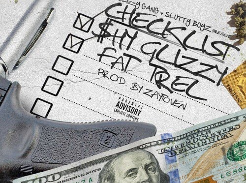 Music | Checklist – @ShyGlizzy Ft. @Fattrel #W2TM