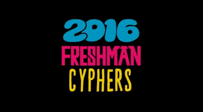XXL | 2016 Freshman Freestyle Cypher Pt. 1 & 2 #W2TM