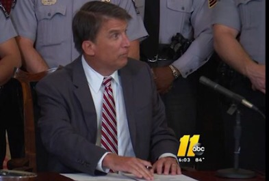 #StayWoke | NC Governor Signs Of On New Law That Keeps Police Body Camera Video Private From The Public #W2TM