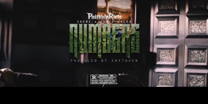 Video | Numbers – @PhilthyRichFod Ft. @Sauce_Walka102 @Skeme