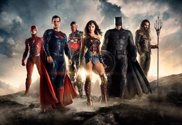 Movie Trailer | DC Release's Justice League & Wonder Woman First Look #W2TM