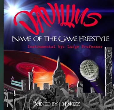 Music | Name Of The Game Freestyle [ Prod. @PLargePro ] – @DaVillins #W2TM