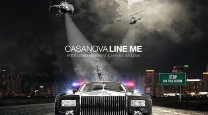 Music | Line Me – @Casanova_2X #W2TM