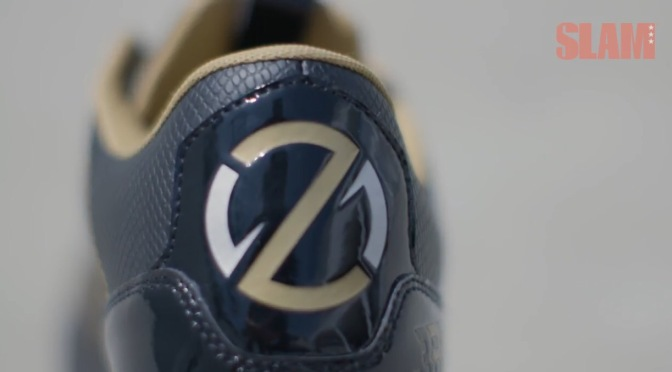 Video | Lonzo Ball Reveals His Big Baller Brand Signature Shoes #W2TM