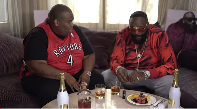 VLog : Best Seat In The House EP.5 Rick Ross #W2TM