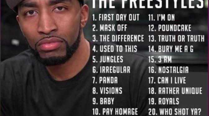 New Mixtape | The Freestyles – @Mysonne #W2TM