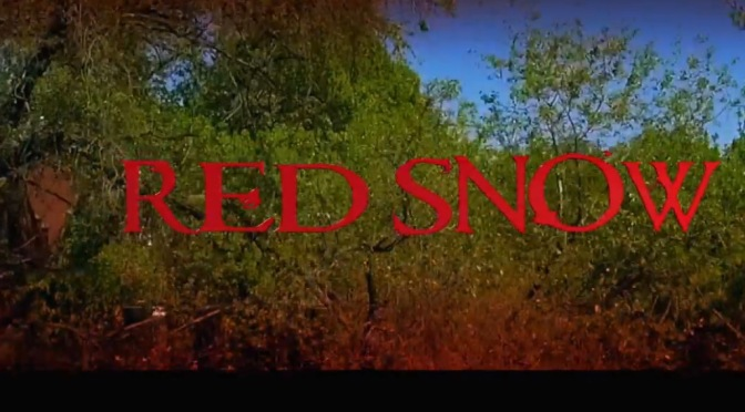 New Video | Red Snow – @GHerbo #W2TM