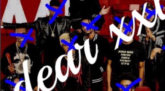 Music | Dear XXL – @SouthCentralJAG #W2TM