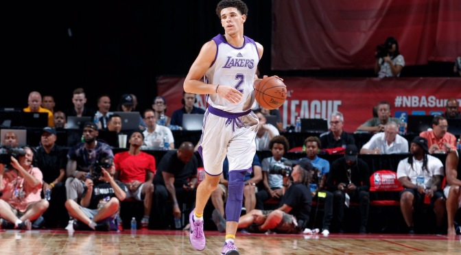 NBA | Lonzo Ball Drops 36 Points In 36 Minutes Of Play #W2TM