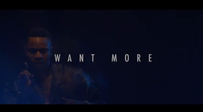 Video | Want More – @Rotimi Ft. ‪@TheRealKranium ‬#W2TM