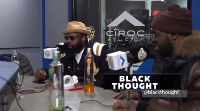 Video | Funk Flex Freestyle087 – Black Thought (The Roots) #W2TM