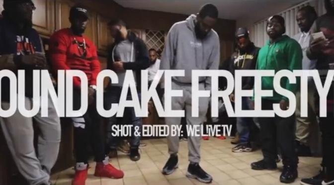Video | Pound Cake Freestyle – N Brown #W2TM