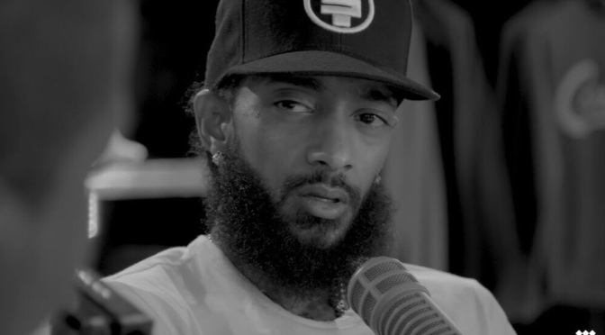 Interview | Nipsey Hussle Rap Radar Podcast Interview #W2TM