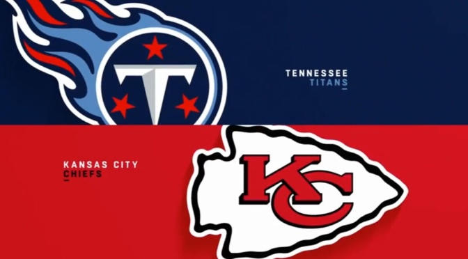 NFL Wildcard Highlights | Chiefs Vs. Titans #W2TM