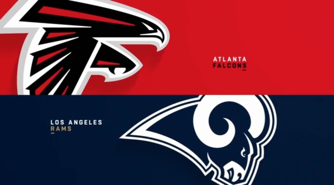 NFL | NFC Wildcard Game Falcons Vs Rams #W2TM