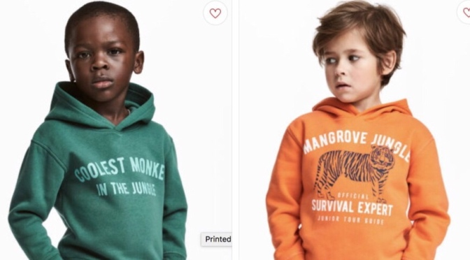 News | H&M Runs Insensitive Ad that Creates Public Outrage #W2TM
