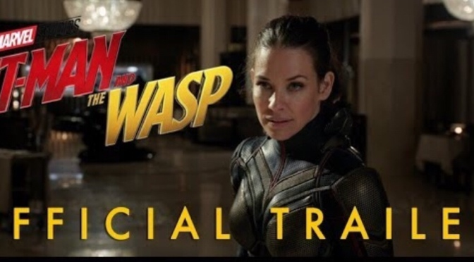 Movie Trailer | Ant-Man & The Wasp #W2TM