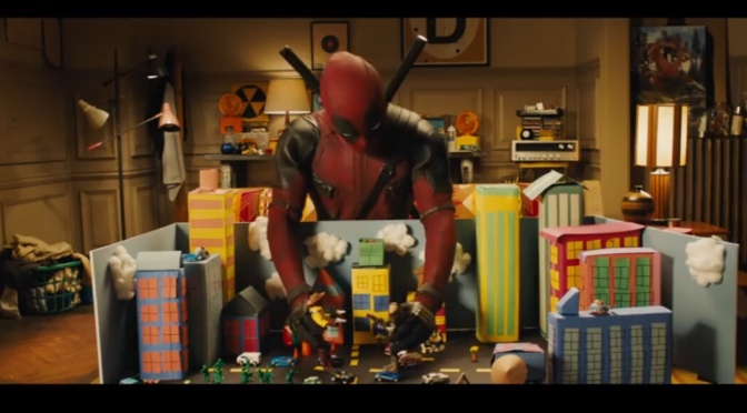 Movie Trailer | Deadpool 2 #W2TM
