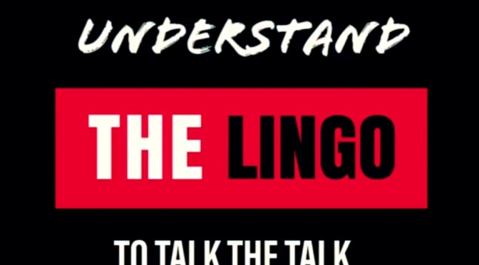 "Podcast | @HarlemFresh_125 Presents ""The Lingo"" Via @YouTube #W2TM"
