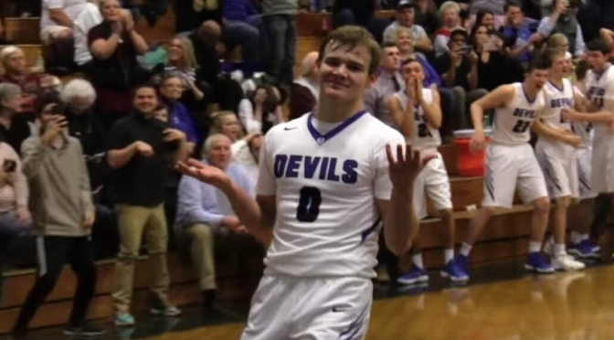 High School Basketball | Mac McLung Drops 41 Points In The Virginia Playoffs via @Overtime #W2TM
