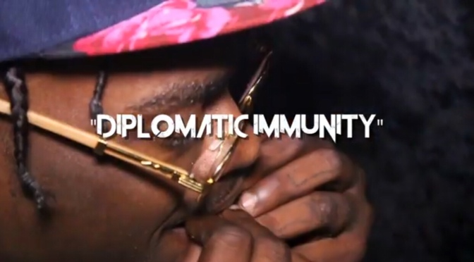 Video | Diplomatic Immunity- ‪@SouthCentralJAG ‬#W2TM