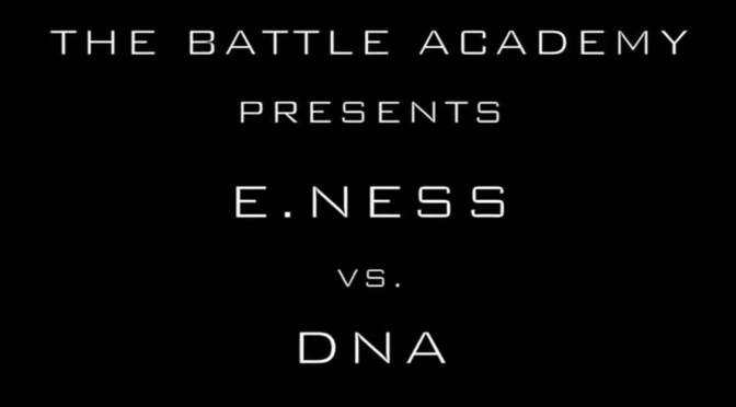 Freestyle Battle | The Battle Academy : @215ENess x @DNA_GTFOH #W2TM