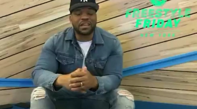 #FreestyleFridayBET | 30 Emcees Invited To @YouTube Studio Hosted By @Torae #W2TM
