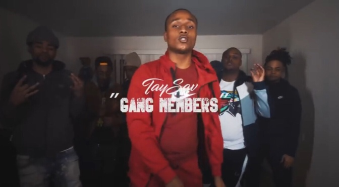 Video | Gang Members – ‪@RealTaySav ‬#W2TM