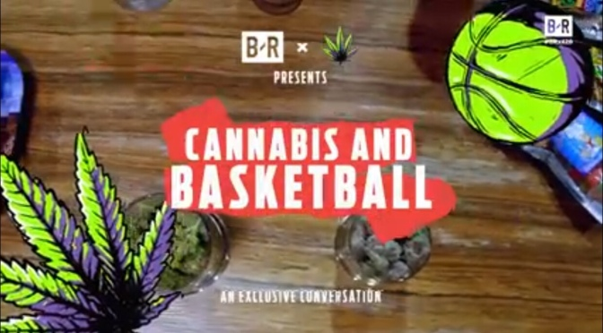 "VLog: Awesome Job By @BleacherReport With This ""Cannabis & Basketball"" Documentary With Former NBA Players On 4/20 #W2TM"