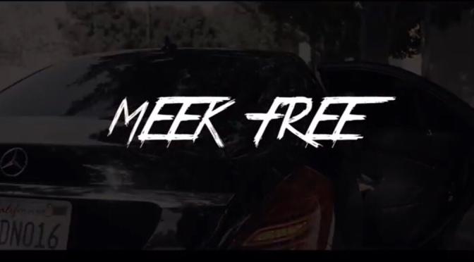 Video | Meek Free – @RJMRLA x Mike Wayne #W2TM