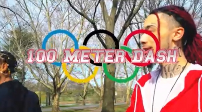 Video | 100 Meter Dash – Ant Wave x LG Izz #W2TM