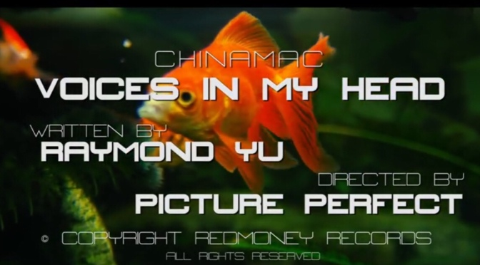Video | Voices In My Head – @ChinaMacMusic #W2TM