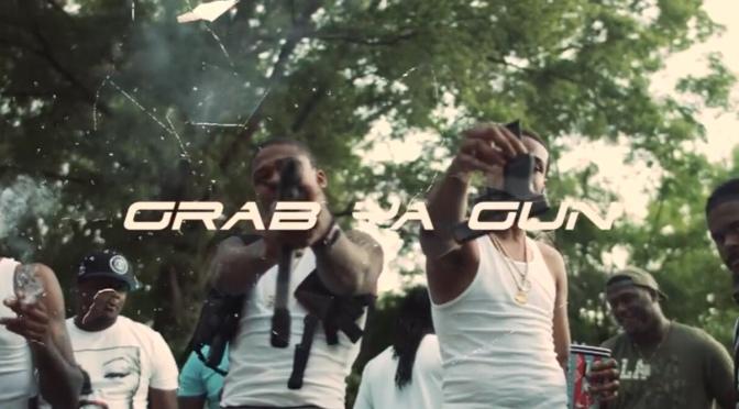 Video | Grab Ya Gun [ Directed @Kapomob ] – @NasBlixky63 x Envy Caine x Moneyye #W2TM