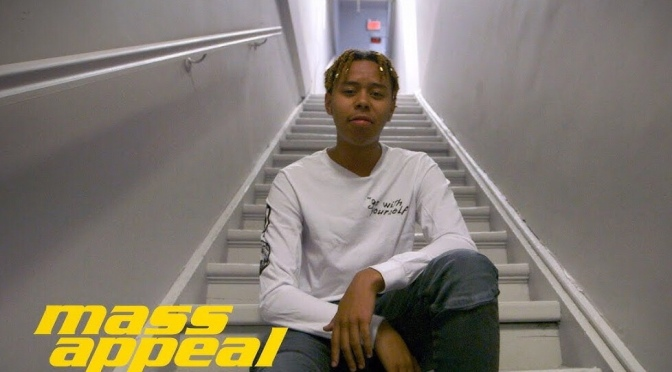 "Video | @YBNCordae Links Up With @MassAppeal  For ""Stairwell Freestyle"" #W2TM"