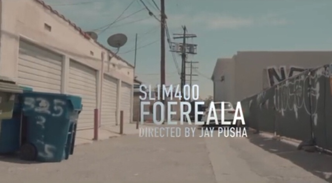 Video | Foe Reala [ Directed By  – @officialslim400 #W2TM