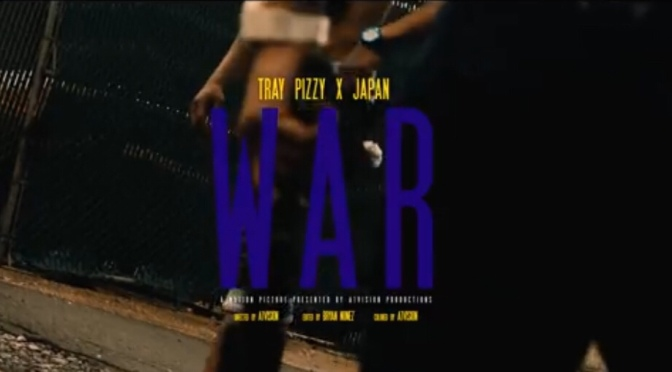Video | War [ Dir. @A1Vision ] – @TrayPizzy x @Japan180 #W2TM