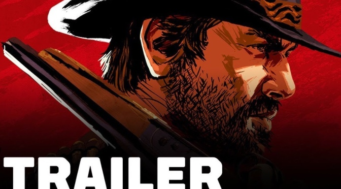 Video Game | Check  Out The New ‪@RockstarRDR ‬Trailer Which Releases Next Week via @IGN #W2TM