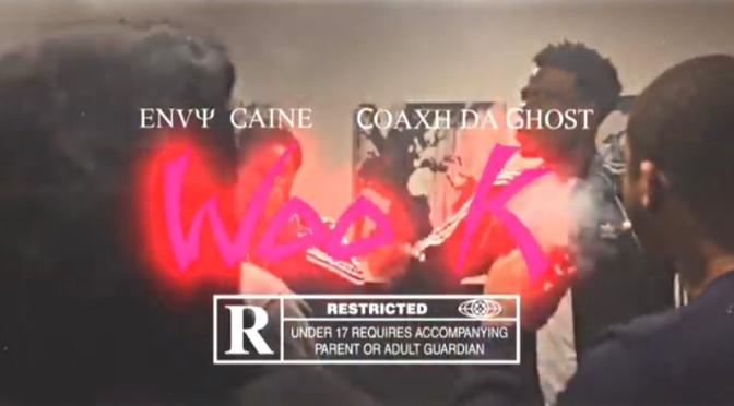 Video | Woo K – Envy Caine x Coaxh Da Ghost #W2TM