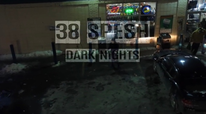 Video   Dark Knight [ Produced By 38 Spesh ] – 38 Spesh #W2TM