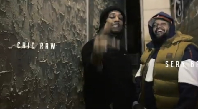 Video | Stairwell – ‪Chic Raw x Sean Brown #W2TM