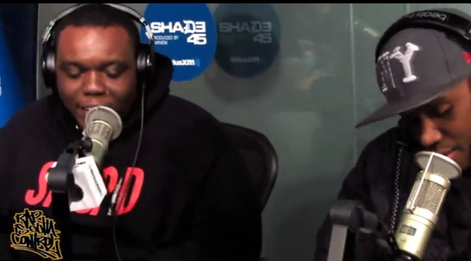 Video | @RapIsOuttaCntrl Radio Freestyle – Da Cloth [ @DaclothM x @ @MaverickMontana x @Rigz585 ] via @Shade45 #W2TM