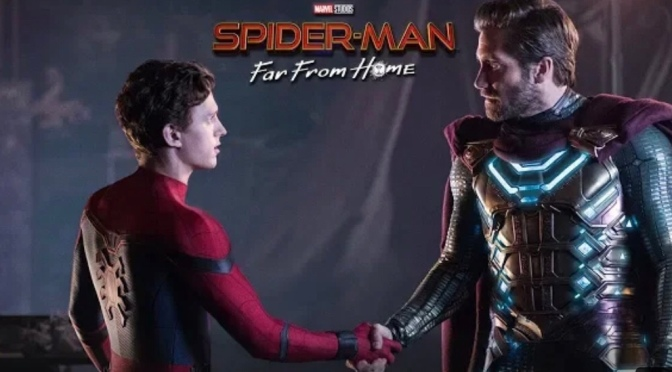 Movie Trailer | Spider-Man Far From Home [ DON'T WATCH IF YOU DIDN'T SEE ENDGAME ] #W2TM