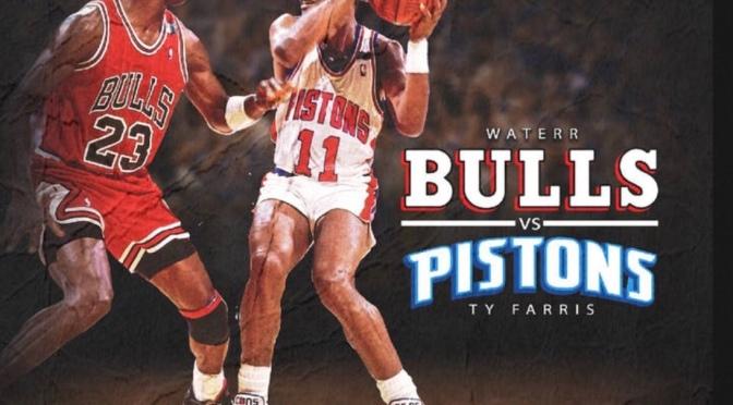 Stream | Bulls Vs. Pistons EP – @TheRealWateRR x @tyfarris  w/ production from @adotmccray @cdothall @theartivist @rashidhadee @iamTROX @illbrown_ @DIRTDIGGS @noyone @EyeDeebeats @mefadoneklinik   Artwork by @iamtrevorlang #W2TM