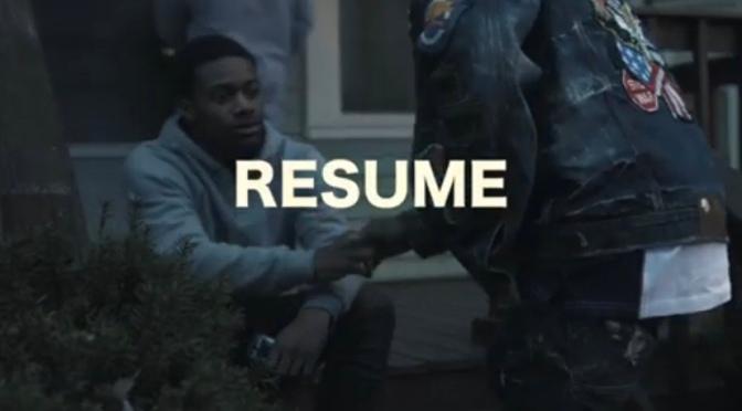 Video   Resume [ Prod. @hobgoblinbeats ] - @MaverickMontana #W2TM