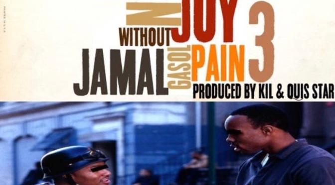 Stream Album | No Joy Without Pain 3 EP – @WhoIsJamalGasol #W2TM