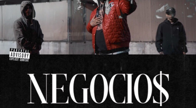 Video | Negocio$ – ‪@Bubutheprince ‬x ‪@EtoMusicROC ‬x Hex Luthor #W2TM